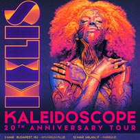 Kelis at The Roundhouse on Tuesday 17th March 2020