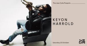Keyon Harrold at Colours Hoxton on Saturday 23rd October 2021