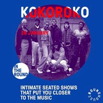 Kokoroko at The Roundhouse on Tuesday 28th January 2020