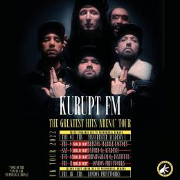 Kurupt FM at Printworks on Friday 18th February 2022