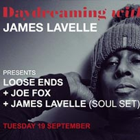 Loose Ends at Jazz Cafe on Tuesday 19th September 2017