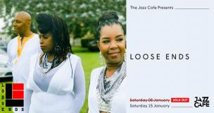Loose Ends at Colours Hoxton on Saturday 8th January 2022