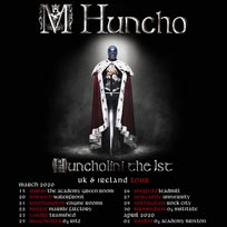 M Huncho at Brixton Academy on Thursday 2nd April 2020