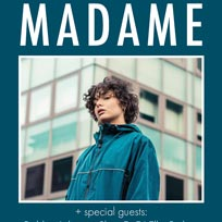 Madame at 100 Club on Saturday 15th February 2020
