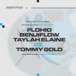 Flohio + Benjiflow + Taylah Elaine at Phonox on Saturday 23rd October 2021