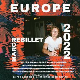 Marc Rebillet at Shepherd's Bush Empire on Wednesday 23rd February 2022