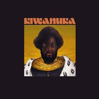 Michael Kiwanuka at Alexandra Palace on Friday 27th November 2020