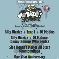 Mobile Mondays LDN at Chip Shop BXTN on Monday 20th January 2020