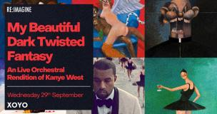 My Beautiful Dark Twisted Fantasy at XOYO on Wednesday 29th September 2021