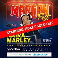 Naira Marley at Brixton Academy on Sunday 2nd February 2020