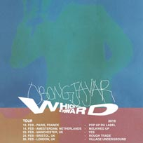 Obongjayar at Village Underground on Wednesday 26th February 2020