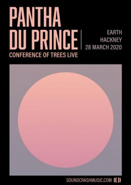Pantha Du Prince at EartH on Saturday 28th March 2020