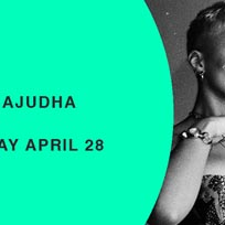 Poppy Ajudha  at EartH on Tuesday 28th April 2020