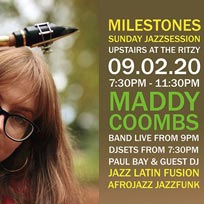 Milestones at The Ritzy on Sunday 9th February 2020