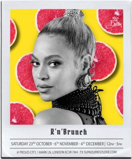 R'N'BRUNCH PARTY X BOTTOMLESS at Proud Cabaret on Saturday 23rd October 2021