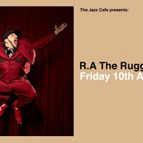 R.A The Rugged Man  at Jazz Cafe on Saturday 11th April 2020