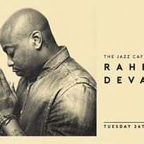 Raheem DeVaughn at Jazz Cafe on Wednesday 27th June 2018