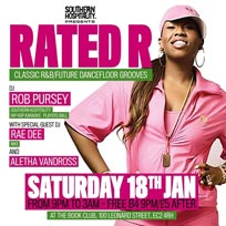 Rated R at Book Club on Saturday 18th January 2020