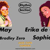 Rhythm Section Presents at Jazz Cafe on Wednesday 19th February 2020
