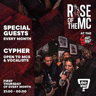 Rise of the MC at Chip Shop BXTN on Thursday 5th August 2021