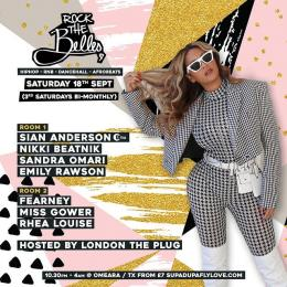 ROCK THE BELLES at Omeara on Saturday 18th September 2021