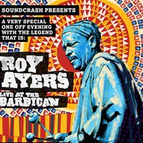 Roy Ayers at Barbican on Saturday 3rd March 2018