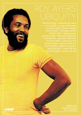 Roy Ayers at Colours Hoxton on Sunday 27th February 2022