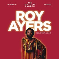 Roy Ayers at Jazz Cafe on Wednesday 9th December 2015
