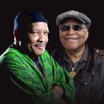 Roy Ayers & Lonnie Liston Smith at The Forum on Saturday 28th May 2016
