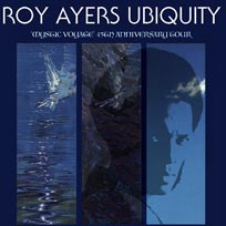 Roy Ayers at Indigo2 on Friday 17th April 2020