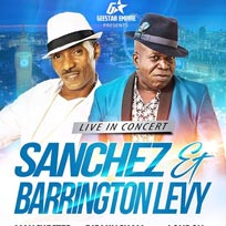 Sanchez & Barrington Levy at Brixton Academy on Sunday 23rd February 2020