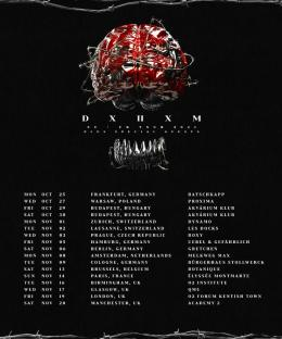 Scarlxrd at The Forum on Friday 19th November 2021