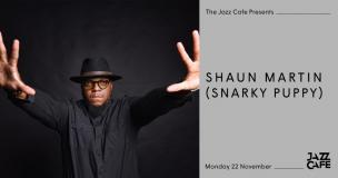 Shaun Martin at Colours Hoxton on Monday 22nd November 2021