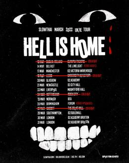 Slowthai at The Forge on Thursday 31st March 2022