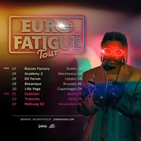 Smino at The Forum on Thursday 26th March 2020