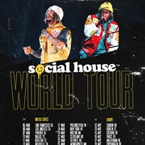Social House at The Forum on Tuesday 12th May 2020