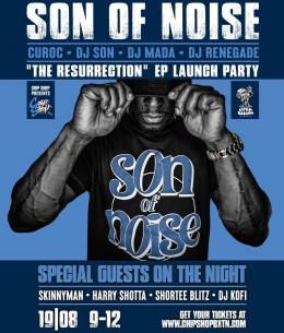 Son of Noise at Chip Shop BXTN on Thursday 19th August 2021