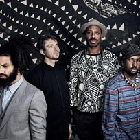 Sons of Kemet at Barbican on Friday 8th May 2020