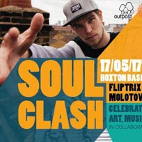 Soulclash 01 at Hoxton Basement on Wednesday 17th May 2017