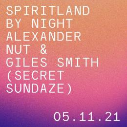 Spiritland by Night at Royal Festival Hall on Friday 5th November 2021
