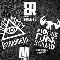 Strange-U + Moose Funk Squad at Dublin Castle on Wednesday 25th May 2016
