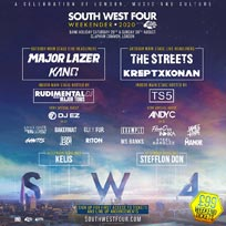 SW4 Festival Saturday at Clapham Common on Saturday 29th August 2020