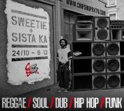 Sweetie + Sista Ka at Chip Shop BXTN on Sunday 24th October 2021