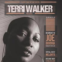 Terri Walker at Chip Shop BXTN on Friday 31st January 2020