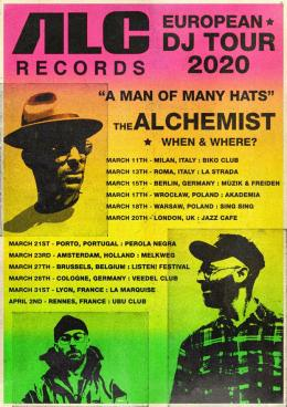 The Alchemist at Jazz Cafe on Friday 20th March 2020