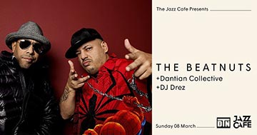 The Beatnuts at Jazz Cafe on Sunday 8th March 2020