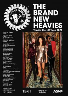 The Brand New Heavies at Indigo2 on Thursday 11th November 2021