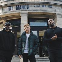 The Manor at Brixton Academy on Saturday 21st March 2020