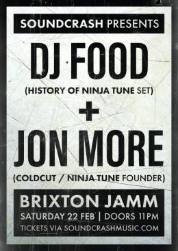 The Soundcrash Afterparty at Brixton Jamm on Saturday 22nd February 2020