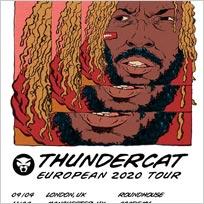 Thundercat at The Roundhouse on Thursday 9th April 2020